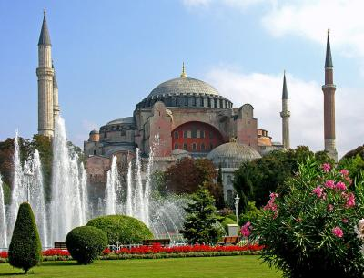 Hagia Sophia by Dennis Jarvis from Halifax, Canada. Quelle: Wikipedia