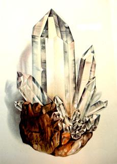 bergkristall in der steinheilkunde edition ewige weisheit. Black Bedroom Furniture Sets. Home Design Ideas