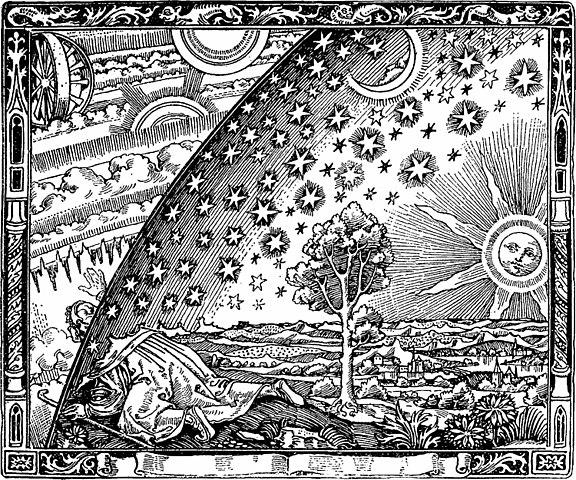 Camille Flammarion's L'atmosphère: météorologie populaire (Paris, 1888) - ewigeweisheit.de