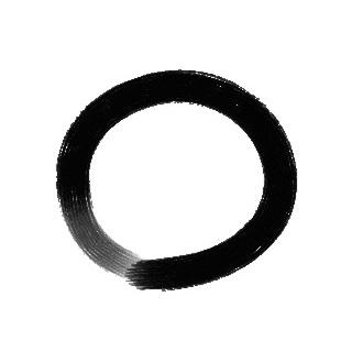 Enso-Symbol im Zen - ewigeweisheit.de