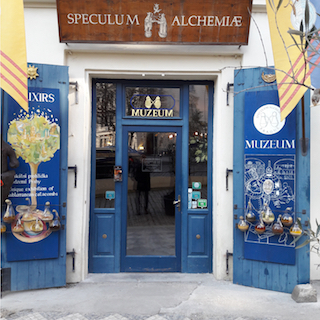 Alchemie Museum Prag - ewigeweisheit.de