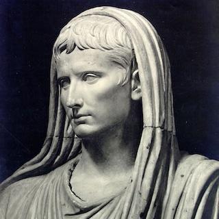 Kaiser Augustus als Höchster Priester Roms - ewigeweisheit.de