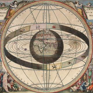 Ptolemäisches Weltbild - ewigeweisheit.de