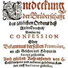Confessio Fraternitats - ewigeweisheit.de