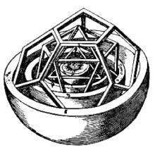 Mysterium Cosmographicum - ewigeweisheit.de