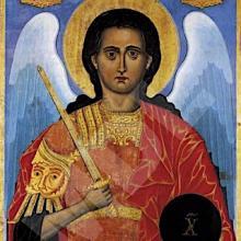 Heiliger Erzengel Sankt Michael - ewigeweisheit.de