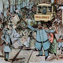 The Possibilities of the Broadway Cable Car (1893) - ewigeweisheit.de